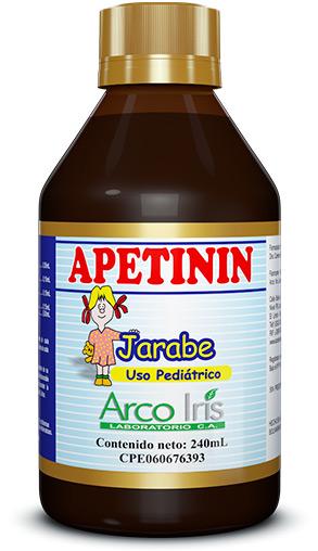 Apetinin (Jarabe Pediátrico)