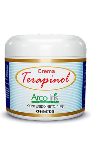 Terapinol (Crema)